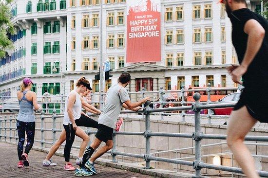 Run With Me Singapore