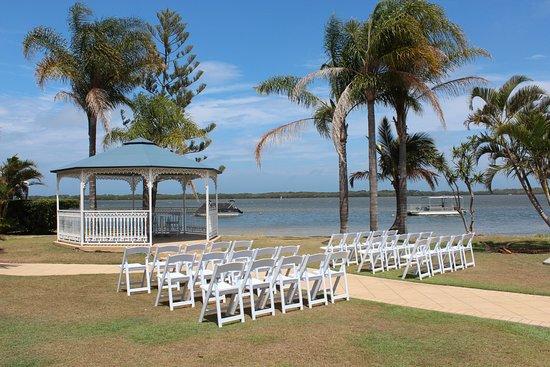 Golden Beach, Australien: The Marriage Gazebo