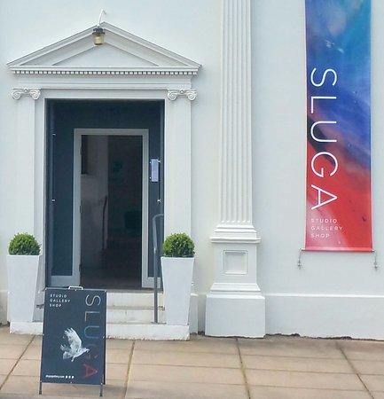 Yackandandah, ออสเตรเลีย: Welcome to Sluga Gallery