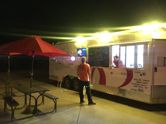 Hartwell, GA: RollingChefs