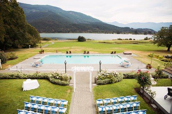 Harrison Mills, Canada: Ceremony location