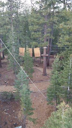 Tahoe Vista, CA: Atop Cliffhanger