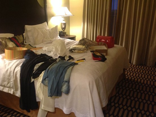 Homewood Suites by Hilton Lafayette-Airport, LA: My Room After A Long Day!!!!