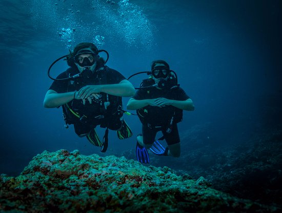 Flip Flop Divers: Great visibility at Koh Haa