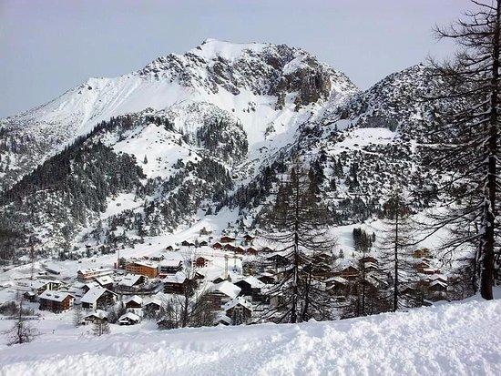 Malbun the village