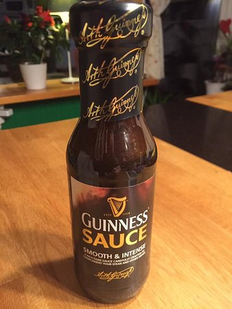 House of Ireland: Guinness sauce for that tasty barbeque!