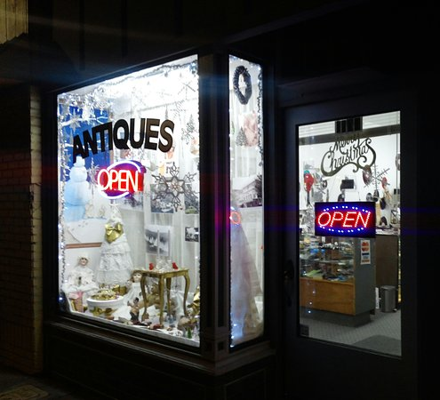 Antiques on Adams