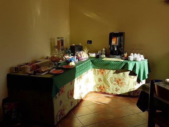 Ceva, Itália: Piccola colazione!