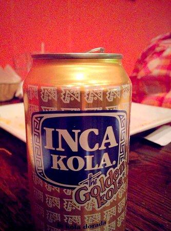 Lambertville, NJ: Peruvian Cola