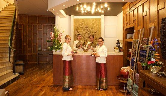 one mobile taletidskort sawadee thai massage
