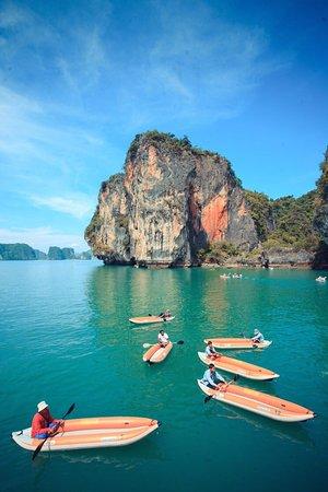 Talat Yai, Tailandia: Canoe