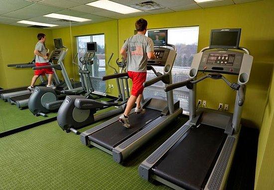 Fairfield Inn & Suites Kennett Square Brandywine Valley: Fitness Center