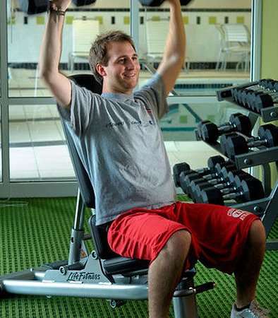 Fairfield Inn & Suites Kennett Square Brandywine Valley: Fitness Center