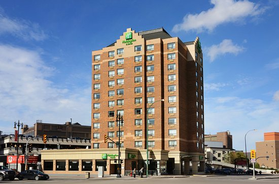 Holiday Inn & Suites Winnipeg Downtown