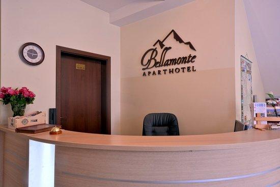 Aparthotel bellamonte 7 for Appart hotel 31
