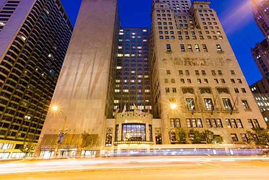 InterContinental Chicago: Hotel Exterior