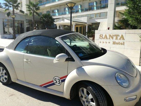 Santa Beach Hotel Foto