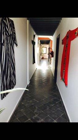 Villa Azur : Endroit propre et convivial