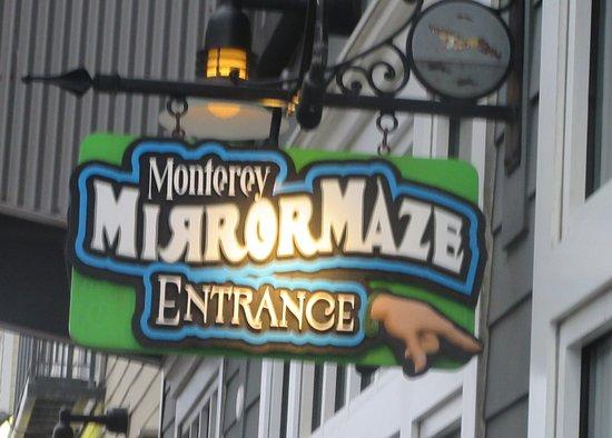 Monterey Mirror Maze & Lazer Challenge: Monterey Mirror Maze, Monterey, CA