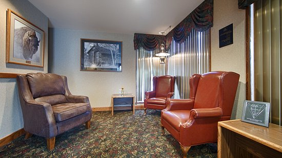 Best Western Plains Motel: Lobby