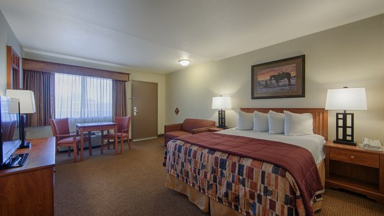 Best Western Plains Motel: Guest Room