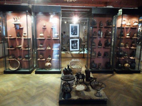 Ethnological Museum : Museu Etinológico de Adis Abeba