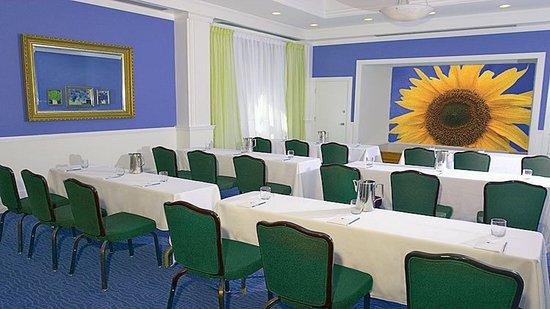 Hotel Indigo Chicago Downtown Gold Coast: Meeting Room