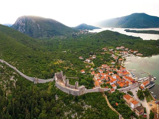 Croazia: Walls of Ston
