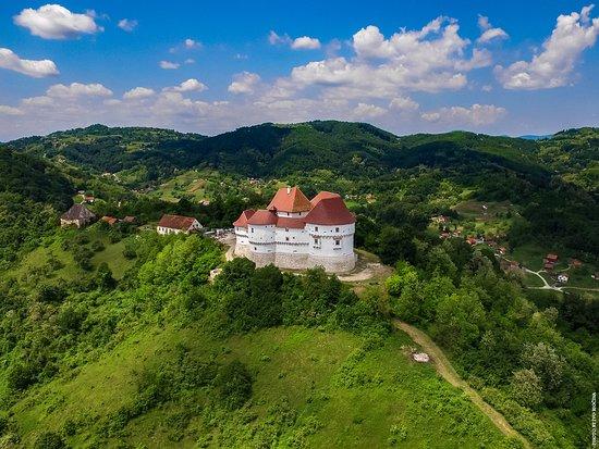Kroatien: Veliki Tabor Castle