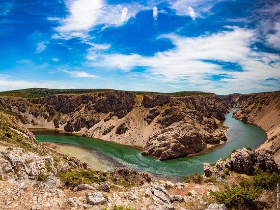 Kroatien: Zrmanja river