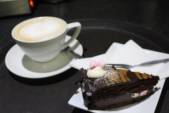 Thame, UK : Coffee & Cake