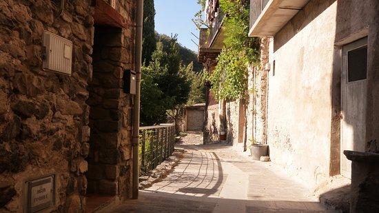 Castellfollit de la Roca, España: Streets