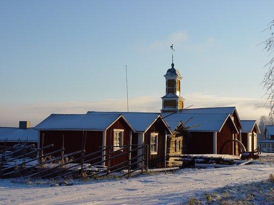Haparanda, Svezia: Kulturbyn Kukkolaforsen