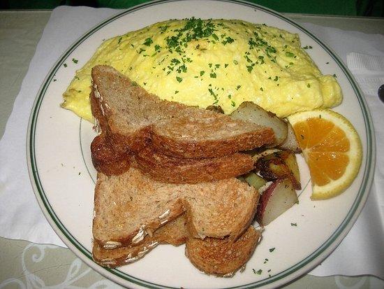 Momma Dobias' Pancake Sandwich Recipe — Dishmaps