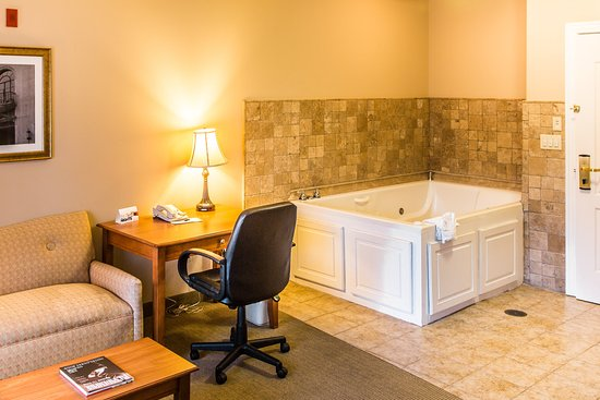 Redlands, Californië: Whirlpool Suite