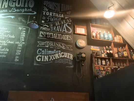 Photo of Restaurant El Chiringuito Bar at Soi Nana 221, Pom Prap Sattru Phai, Bangkok 10100, Thailand