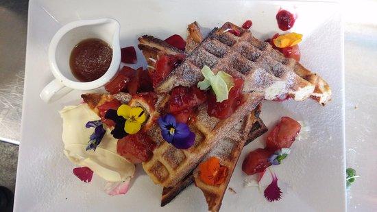 Belmont, Australia: French toast