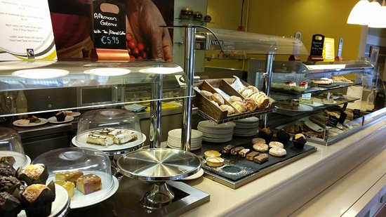 Ballincollig, Irlanda: Selection of food
