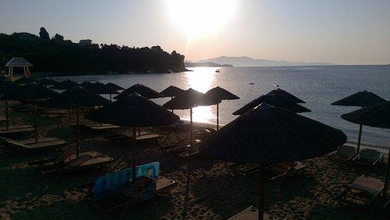 Hotel Esperides: Gorgeous sunsets