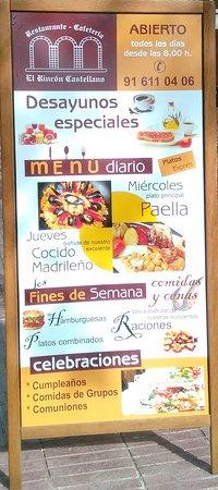 Opciones Interior Y En Verano La Terraza Hay Spaguetis