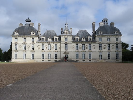 Cheverny, Francia: Moulisat - Tintin's castle