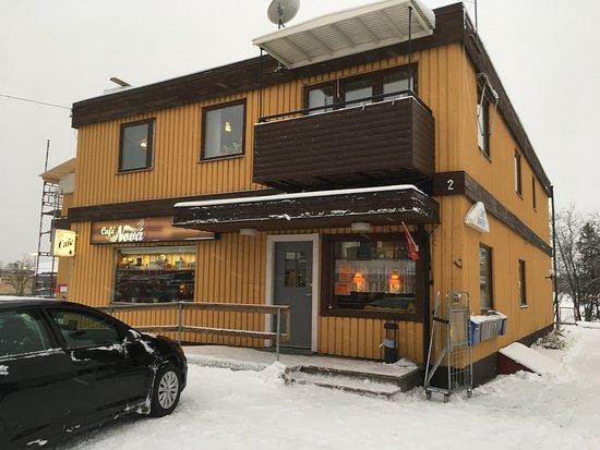 Karta Sverige Pajala.Cafe Nova Pajala Omdomen Om Restauranger Tripadvisor