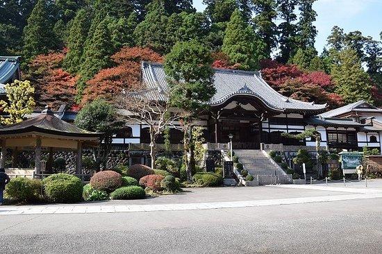 Daiyuzan Saijoji Temple (Doryoson)