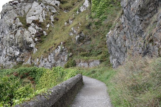 Bray, Ireland: Cliff Walk