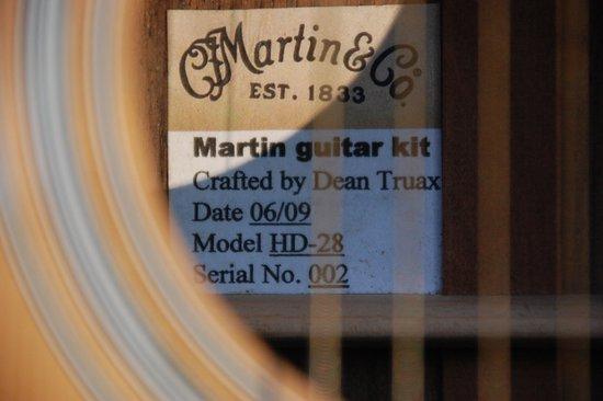 Nazareth, PA: Martin HD28 Custom