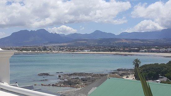 Gordon's Bay, Sudáfrica: Berg en Zee Guest House