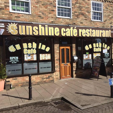 Sunshine Cafe And Restaurant