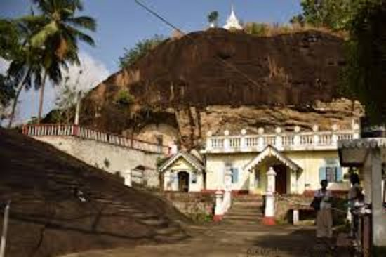 Gampaha, Srí Lanka: Lenawara Rajamaha Viharaya
