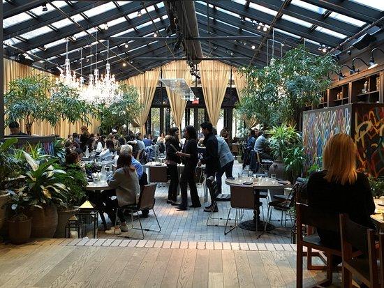 jpg picture of nomo soho restaurant new york city tripadvisor
