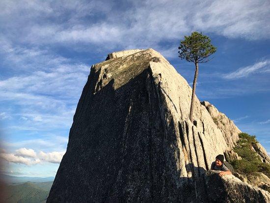 Castella, CA: Exploring the top